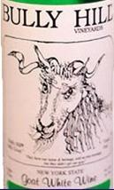 Bully Hill Vineyards Goat White